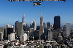 Top [12] thành phố giàu nhất nước Mỹ 2019