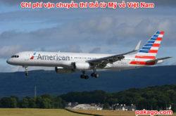 Chi phí vận chuyển thi thể từ Mỹ về Việt Nam