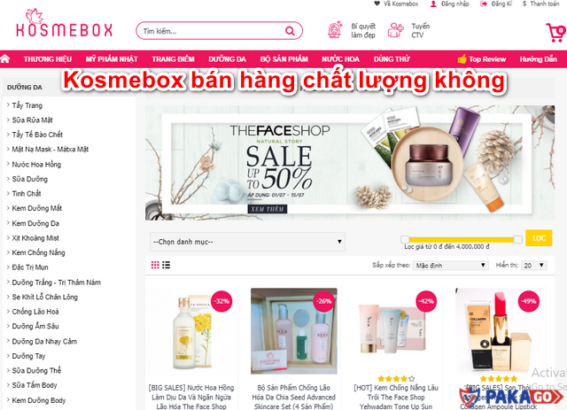 kosmebox-ban-hang-chat-luong-khong