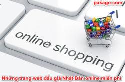 Những trang web đấu giá Nhật Bản online miễn phí