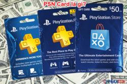 PSN Card là gì?