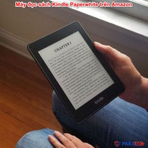 Máy đọc sách Kindle Paperwhite trên Amazon