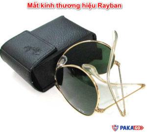 Mắt kính thương hiệu Rayban