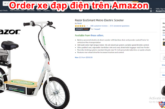 order-xe-dap-dien-tren-amazon