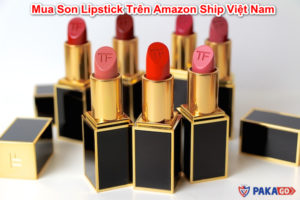 Mua Son Lipstick Trên Amazon Ship Việt Nam