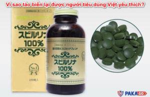 Vì sao tảo biển lại được người tiêu dùng Việt yêu thích?