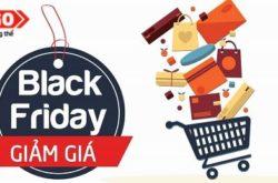 Mua hàng giảm giá Black Friday trên Amazon