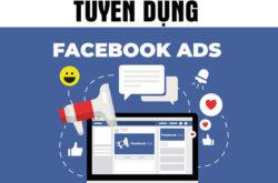 Tuyển dụng nhân viên Facebook Ads