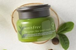 Kem dưỡng Innisfree trà xanh Seed Cream