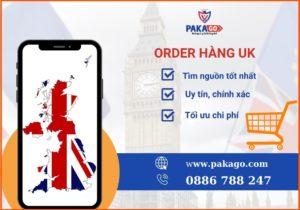 Order hàng UK Pakago uy tín 2021