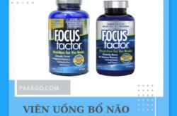 Đặt mua thuốc bổ não focus factor của Mỹ