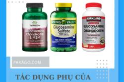 Tác dụng phụ của Glucosamine USA