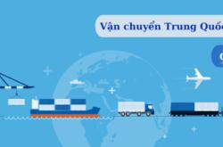 Công ty vận chuyển hàng từ Trung Quốc về Việt Nam uy tín