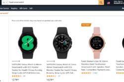 Mua đồng hồ FOSSIL của Mỹ chính hãng trên Amazon