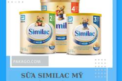 Mua hộ hàng Mỹ giá rẻ sữa Similac cho trẻ sơ sinh