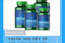 Mua hộ hàng Mỹ thuốc Non Gmo Soy Isoflavones giá rẻ