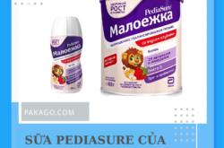 Nên mua sữa Pediasure Nga và Mỹ ở đâu uy tín?