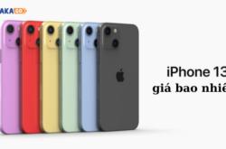 Giá iphone 13 bao nhiêu?